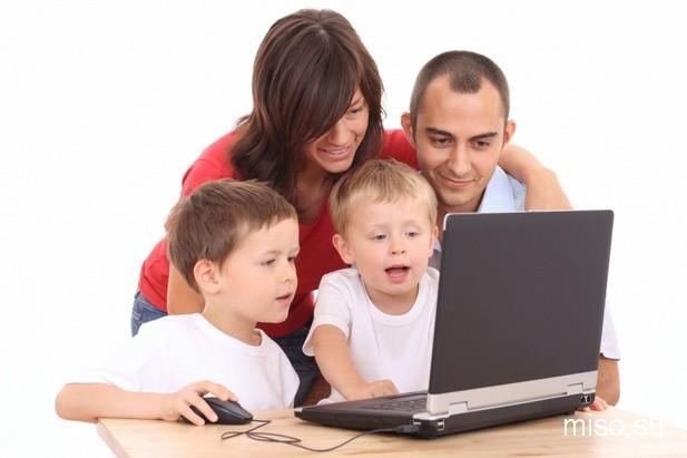 Інтернет у вихованні дитини